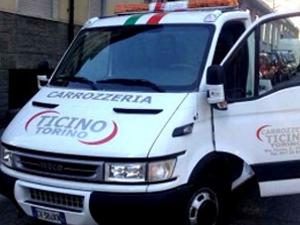 carro attrezzi Carrozzeria Torino - Ticino